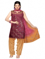 Online Assam Silk Salwar Suits_10