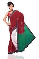 Online Crepe silk sarees_11