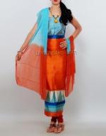 Dupion Silk Salwar Suit_3