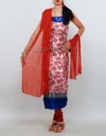Dupion Silk Salwar Suit_4
