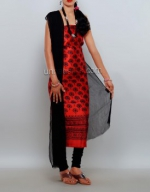 Dupion Silk Salwar Suit_5