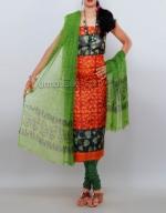Dupion Silk Salwar Suit_7