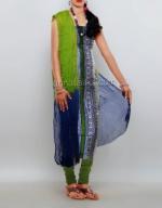 Dupion Silk Salwar Suit_8