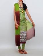 Dupion Silk Salwar Suit_9