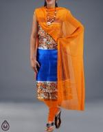 Shop Online Dupion Silk Salwae Suit_21