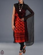 Shop Online Dupion Silk Salwar Kameez_32