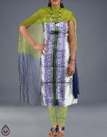 Shop Online Dupion Silk Salwar Kameez_34