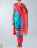 Shop Online Dupion Silk Salwar Kameez_38