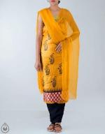 Shop Online Dupion Silk Salwar Kameez_39
