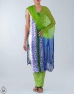 Shop Online Dupion Silk Salwar Kameez_49