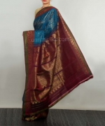 Online Gadwal Silk Saree_27