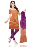 Online Jaipuri Silk Salwar Kameez_1