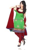 Online Jaipuri Silk Salwar Kameez_20
