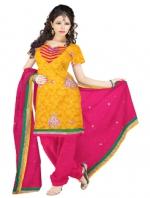 Online Jaipuri Silk Salwar Kameez_22