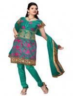 Online Jaipuri Silk Salwar Kameez_33