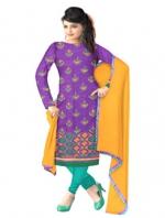 Online Jaipuri Silk Salwar Kameez_36