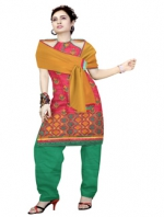 Online Jaipuri Silk Salwar Kameez_38