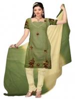 Online Jaipuri Silk Salwar Kameez_3