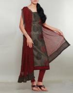 Online Jaipuri Silk Salwar Kameez_44