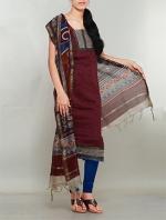 Jaipuri Silk Salwar Kameez