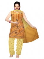 Online Jaipuri Silk Salwar Kameez_8