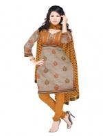 Mataka & Dupion Silk Salwar Kameez_10