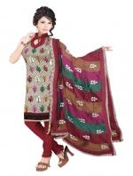 Mataka & Dupion Silk Salwar Kameez_6