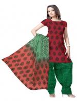 Mataka & Dupion Silk Salwar Kameez_8