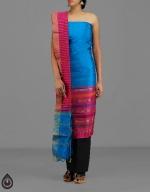 Shop Online Dupion Silk Salwar Kameez_11