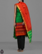 Shop Online  Dupion Silk Salwar Kameez_13