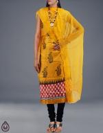 Shop Online Dupion Silk Salwar Kameez_17