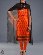 Shop Online Dupion Silk Salwar Kameez_20