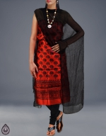 Shop Online Dupion Silk Salwar Kameez__24