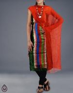 Shop Online Dupion Silk Salwar Kameez__29