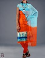 Shop Online Dupion Silk Salwar Kameez__30