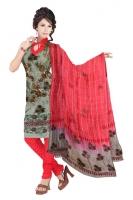 Raw Silk Salwar Kameez_1