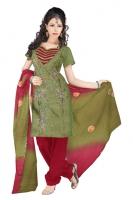 Raw Silk Salwar Kameez_5