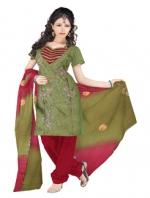 Raw Silk Salwar Kameez_6