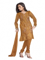 Raw Silk Salwar Kameez_7