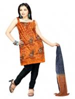 Raw Silk Salwar Kameez_8