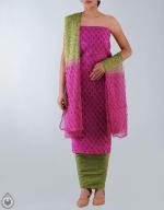 Shop Online Raw Silk Salwar Kameez_25
