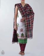 Shop Online Raw Silk Salwar Kameez_28