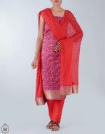 Shop Online Raw Silk Salwar Kameez_29