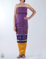 Shop Online Raw Silk Salwar Kameez_42
