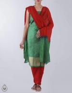 Shop Online Raw Silk Salwar Kameez_47