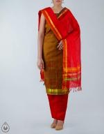 Shop Online Raw Silk Salwar Kameez_48