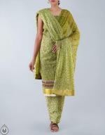 Shop Online Raw Silk Salwar Kameez_20