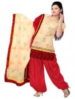 Tissue Silk Salwar Suit