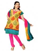 Online Tissue Silk Salwar Suits_2