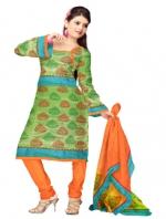 Online Tissue Silk Salwar Suits_3